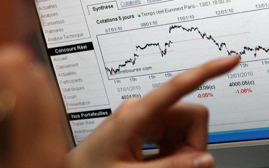 Acheter des actions boursières